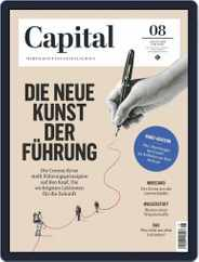 Capital Germany (Digital) Subscription August 1st, 2020 Issue