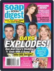 Soap Opera Digest (Digital) Subscription July 27th, 2020 Issue