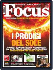 Focus Italia (Digital) Subscription August 1st, 2020 Issue
