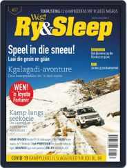 Weg! Ry & Sleep (Digital) Subscription August 1st, 2020 Issue