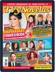 TV y Novelas México (Digital) Subscription July 20th, 2020 Issue