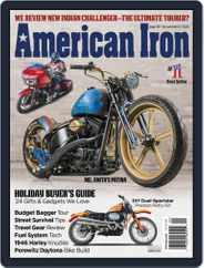 American Iron (Digital) Subscription November 7th, 2019 Issue