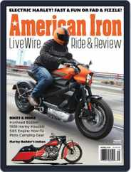 American Iron (Digital) Subscription August 23rd, 2019 Issue