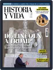 Historia Y Vida (Digital) Subscription August 1st, 2020 Issue