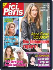 Ici Paris (Digital) Subscription July 22nd, 2020 Issue