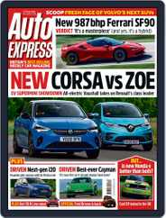 Auto Express (Digital) Subscription July 22nd, 2020 Issue