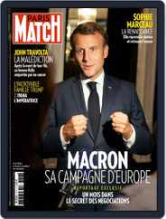 Paris Match (Digital) Subscription July 23rd, 2020 Issue