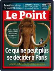 Le Point (Digital) Subscription July 23rd, 2020 Issue