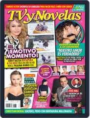 TV y Novelas México (Digital) Subscription July 27th, 2020 Issue