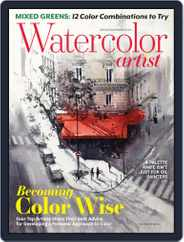 Watercolor Artist (Digital) Subscription July 27th, 2020 Issue