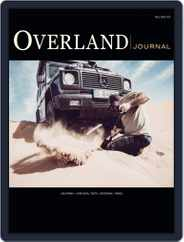Overland Journal (Digital) Subscription July 1st, 2020 Issue