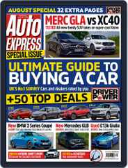 Auto Express (Digital) Subscription July 29th, 2020 Issue