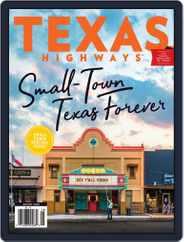 Texas Highways (Digital) Subscription August 1st, 2020 Issue