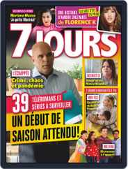 7 Jours (Digital) Subscription August 7th, 2020 Issue