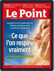 Le Point (Digital) Subscription July 30th, 2020 Issue