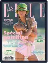 Elle France (Digital) Subscription July 31st, 2020 Issue