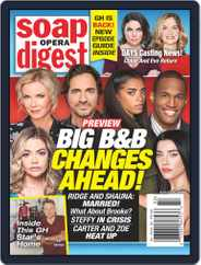 Soap Opera Digest (Digital) Subscription August 10th, 2020 Issue