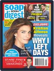 Soap Opera Digest (Digital) Subscription August 3rd, 2020 Issue