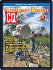 CQ Amateur Radio (Digital) Subscription August 1st, 2020 Issue