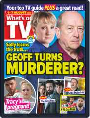 What's on TV (Digital) Subscription August 1st, 2020 Issue