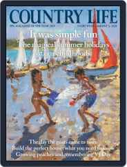 Country Life (Digital) Subscription August 5th, 2020 Issue