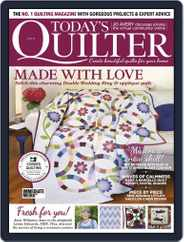 Today's Quilter (Digital) Subscription September 1st, 2020 Issue