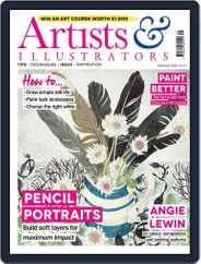 Artists & Illustrators (Digital) Subscription September 1st, 2020 Issue