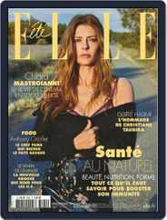 Elle France (Digital) Subscription August 7th, 2020 Issue