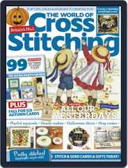 The World of Cross Stitching (Digital) Subscription October 1st, 2020 Issue
