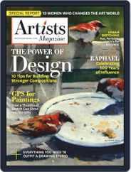 Artists (Digital) Subscription October 1st, 2020 Issue