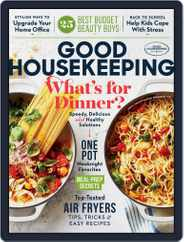 Good Housekeeping (Digital) Subscription September 1st, 2020 Issue