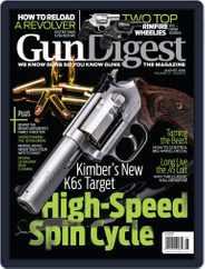 Gun Digest Digital Magazine Subscription August 1st, 2020 Issue