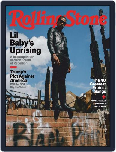 Rolling Stone Magazine (Digital) August 1st, 2020 Issue Cover