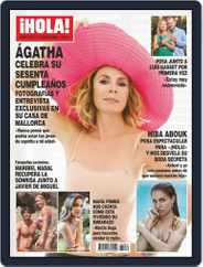 Hola Magazine (Digital) Subscription August 5th, 2020 Issue