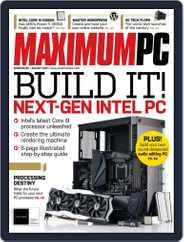 Maximum PC Magazine (Digital) Subscription August 1st, 2020 Issue