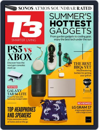 T3 Magazine (Digital) July 1st, 2020 Issue Cover