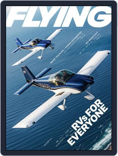 Flying Magazine (Digital) September 1st, 2020 Issue Cover