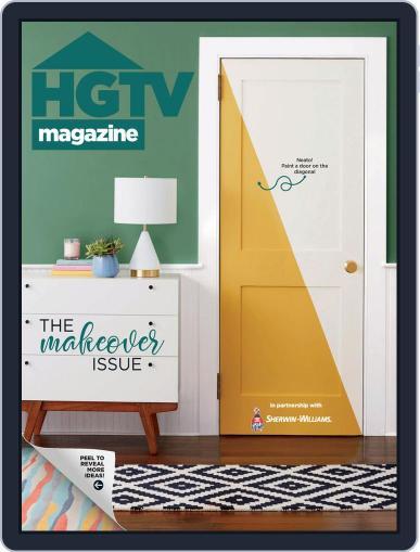Hgtv Magazine (Digital) September 1st, 2020 Issue Cover