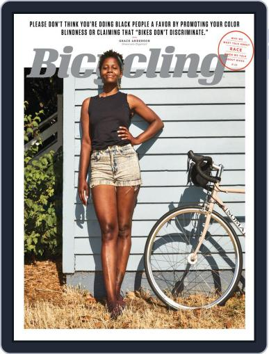 Bicycling Magazine (Digital) July 24th, 2020 Issue Cover