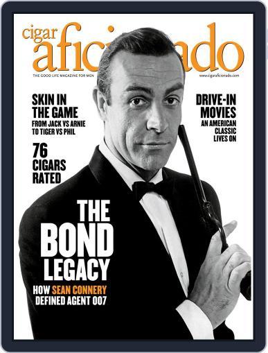 Cigar Aficionado Magazine (Digital) July 1st, 2020 Issue Cover