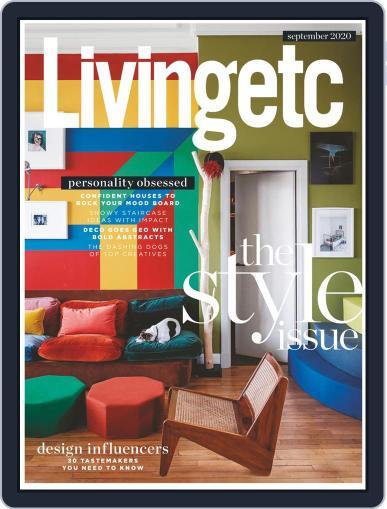 Living Etc Magazine (Digital) September 1st, 2020 Issue Cover