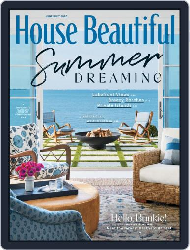 House Beautiful Magazine (Digital) June 1st, 2020 Issue Cover