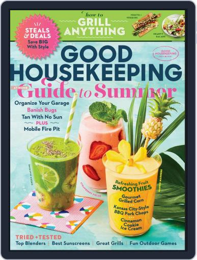 Good Housekeeping Magazine (Digital) July 1st, 2020 Issue Cover