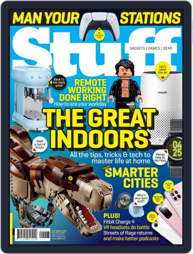 Stuff UK Magazine (Digital) August 1st, 2020 Issue Cover