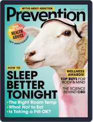 Prevention Magazine (Digital) Subscription September 1st, 2020 Issue