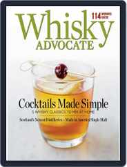 Whisky Advocate Magazine (Digital) Subscription May 26th, 2020 Issue