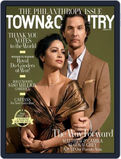Town & Country Magazine (Digital) June 1st, 2020 Issue Cover