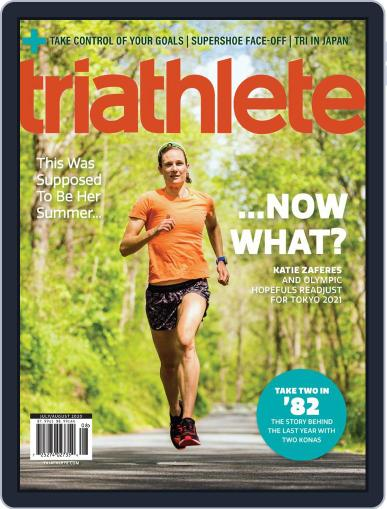 Triathlete Magazine (Digital) July 1st, 2020 Issue Cover