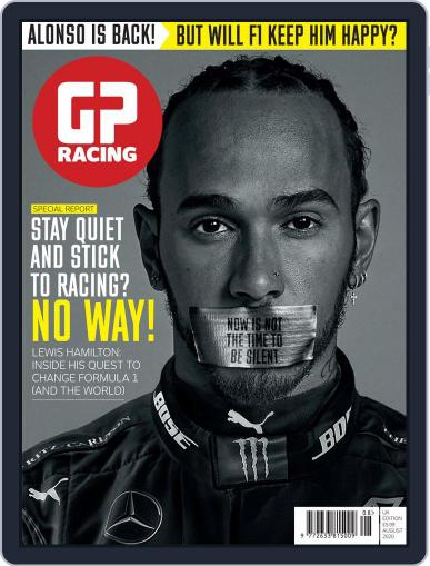GP Racing UK Magazine (Digital) August 1st, 2020 Issue Cover