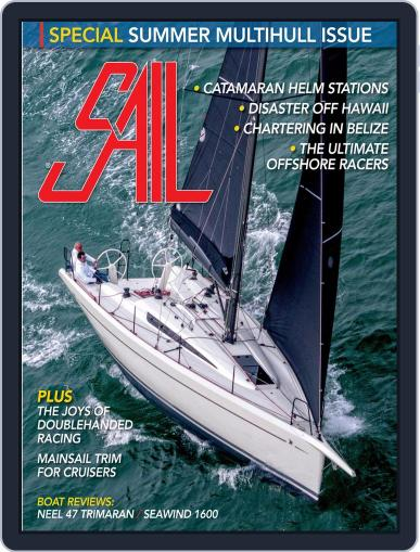 SAIL Magazine (Digital) June 1st, 2020 Issue Cover